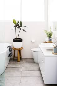 Best Plant For Bathroom by 10 Rooms With Plants For Minimalists U2014 Decor8