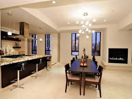 Extraordinary Dining Room And Bar Design Photo Close Up View