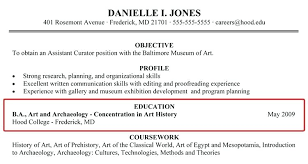 Resume Samples Listing Education Primeflightsdirtysecrets Rh Info College Degree On Courses