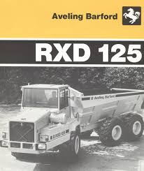 Dresser Rand Group Inc Wiki by Aveling Barford Rxd 125 Tractor U0026 Construction Plant Wiki