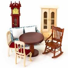 puppenhausmöbel aus holz puppenstuben möbel