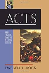 Best Reviewed Bible Commentaries On Acts
