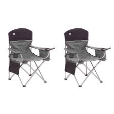 Amazon.com: Coleman Oversized Black Camping Lawn Chairs + ... Lounge Sofa Floor Recliner Futon Couch Folding Chair Cushion Fabric Living Black Portable Recling Folding Chair For Fishing With Amazoncom Garden Lounger Wood Slounger Wooden Kharazan Massive Fniture Wander The Big Catch Fishing Camp Ozark Trail Xxl Padded Director Side Table Red 600 Lb Capacity 10 Best Deck Chairs Ipdent Camping Hiker Beach Pendulum Designer Ding Set Of 4