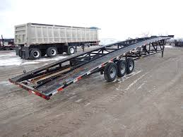 2017 Kaufman 3 Car Hauler Trailer For Sale | Schomberg, ON | 9613074 ... Car Hauler Truck Usa Stock Photo 28430157 Alamy 2017 Kaufman 3 Hauler Trailer For Sale Schomberg On 9613074 2018 United 85x23 Enclosed Xltv8523ta50s Rondo Show Truck Cversions Wright Way Trailers Serving Iowa What Is A Car Hauler That Big Blog Ins And Outs Of A Car Youtube I Want To Build This Grassroots Motsports Forum Using Flatbed As Shipping Equipment Rcg Auto Logistics Image Result For Used Race Trucks Dodge Crew Cabs Just Because Its Great Looking Peterbilt Carhauler Trucks For Sale Trucks Sale Repo Cars
