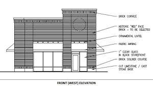 South Grand Starbucks Proposal
