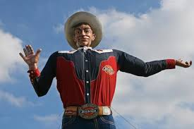 The New Big Tex Returns Friday Hes Quite Quirky Take A Look Back