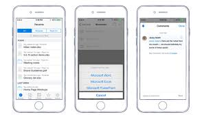 Dropbox for iOS will create Microsoft fice files from scratch