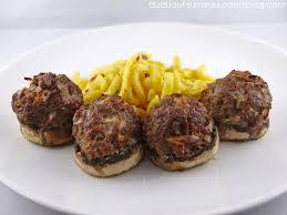 cuisiner pieds de mouton champignons farcis à la viande et aux pieds de mouton dudu au
