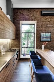 100 Brick Loft Apartments 50 Tiny Apartment Kitchens That Excel At Maximizing Small Spaces
