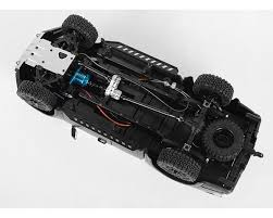 100 Rc 4wd Truck RC4WD Desert Runner ARTR 4WD Scale WHero Body Black