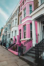 104 Notting Hill Houses 9 Gorgeous Streets To See Colourful In Ah