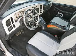 Chevy Silverado Interior. Photo Of Chevrolet Silverado Chevy Truck ...