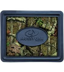 Shop Mossy Oak Brand Camo Rear Floor Mat By Mossy Oak
