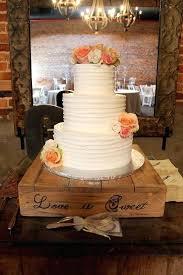 Wood Cake Stand Rustic Wedding Diy