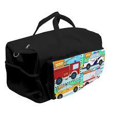 100 Fire Truck Lunch Box L003958 Fun Learning Police Car Fire Truck Ambulance Cars School