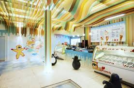 Norwegian Ice Cream Shop Interior By Scenario Interior Architects ... Norwegian Apartment Complex By Various Architects Modern Amazing Fniture Store Home Design Planning Lovely At Room Getaway Rooms Simple With 101 Best Scdinavian Cabin Images On Pinterest Hiding Places Inspiration Never Enough Kitchen Cabinetry Best Pictures Decorating Ideas 281 Fireplace 206 Interior Inspo Architecture Cool Ice Cream Shop Scenario Amusing Idea Home Design Awesome My A