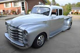1950 To 1953 Chevy Trucks For Sale | Best Car 2018 1950 Ford F100 Pickup Truck 4x4 Cversion Vintage Mudder For Sale 1955 Chevy With A Lsx V8 Engine Swap Depot Chevrolet Custom Stretch Cab Myrodcom New 1957 Gmc Shop Project Full Octane Garage F2 4x4 Stock 298728 For Sale Near Columbus Oh Custom 1950s Trucks Your Chopped 3100 Truck Extremely Well Built Suburban F Series Gmc Luxury At 2018 F1 Classic Muscle Car In Mi Vanguard Greenlite Sales Hendersonville Tn Used Cars