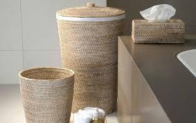korbset aus rattan bei torquato schöner wohnen