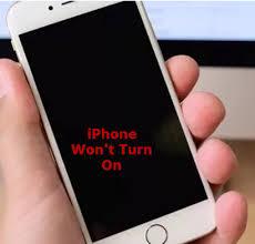 IPhone 6 Won t Turn