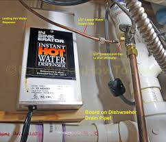 Sink Disposal Leaking From Side by How To Wire An Electrical Outlet Under The Kitchen Sink Wiring Diagram