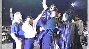 Halloween Havoc 1996 Intro by Sting Vs Hollywood Hogan Starrcade 1997 Finish Dailymotion