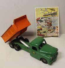 100 Structo Toy Truck Bargain Johns Antiques Mfg Co S Hydraulic Lift Dump