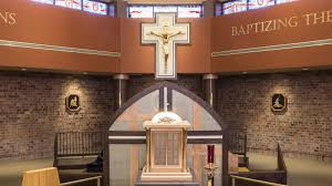 100 Church Interior Design Holy Spirit Catholic Renovations