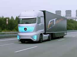 100 Concept Trucks 2014 Mercedes Built A Selfdriving Truck That Could Save