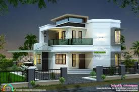 100 Modern House 3 Bedroom Modern House Plan Kerala Home Design And Floor Plans