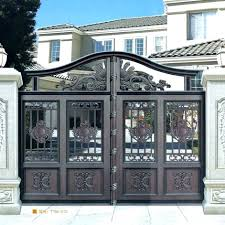 Front Door Iron Gates Choice Image - Doors Design Ideas Front Doors Gorgeous Door Gate Design For Modern Home Plan Of Iron Fence Best Tremendous Rod Gates 12538 Exterior Awesome Entrance And Decoration Using Light Clever Designs Homes Homesfeed Hot Simple In Kerala Addition To Firstrate 1000 Ideas Stesyllabus Concrete Driveway Automatic Openers With