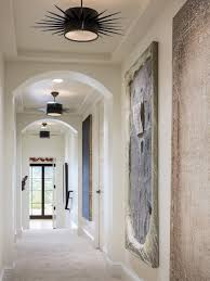 image result for modern glass recesses in hallway design