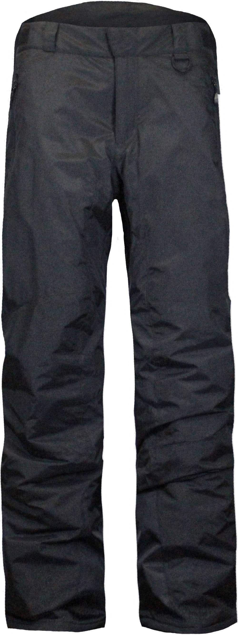 Rawik Men's Fall Line Alpine Ski Pants - Black