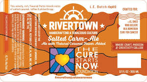 Rivertown Pumpkin Ale by Rivertown Brewery Creates Beer To Help Fight Cancer The Beer