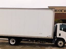 USED 2008 ISUZU NQR BOX VAN TRUCK FOR SALE IN GA #1744