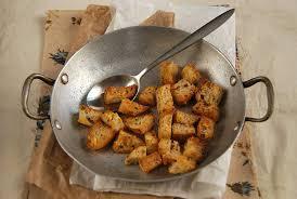 maison au four faire ses croutons maison au four recette tangerine zest