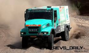 100 Dakar Truck 2015 IVECO Powerstar