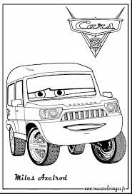 Astonishing Cars Lightning Mcqueen Coloring Pages With Mater And