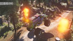 100 Monster Trucks Games Jam Crush It Game PS4 PlayStation