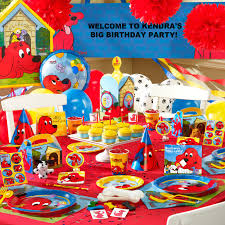 Cliffords Halloween Norman Bridwell by Clifford The Big Red Dog Ultimate Party Pack Birthday Party