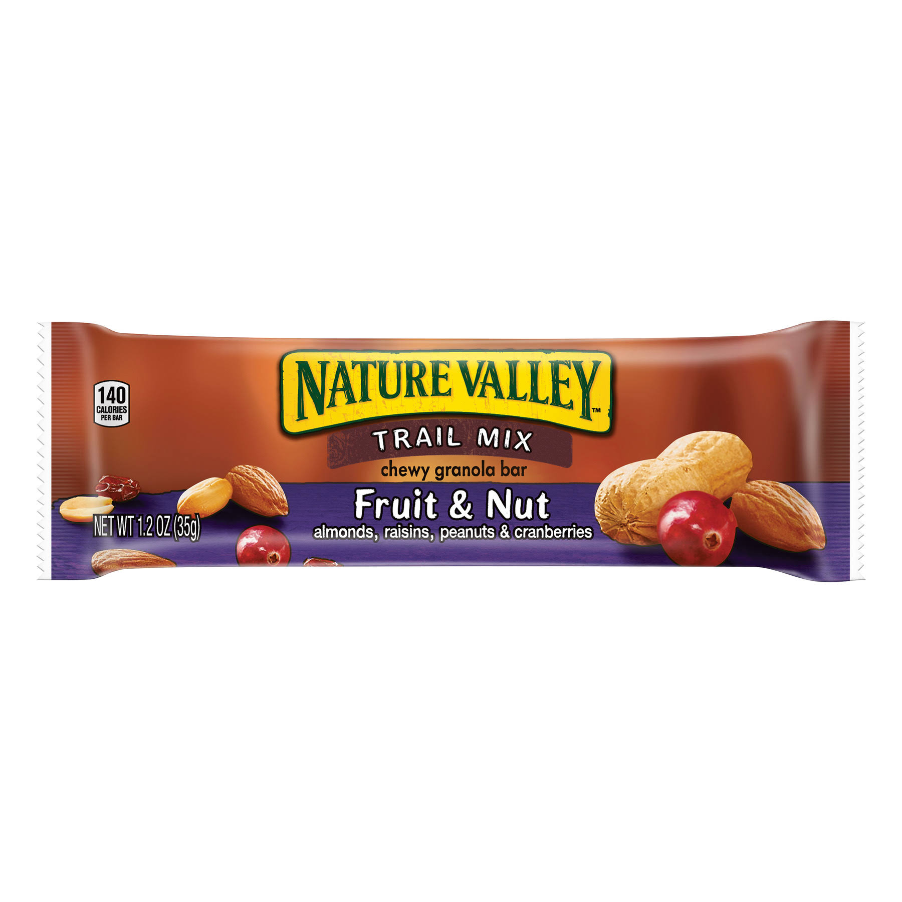 ature Valley Trail Mix Fruit & Nut Chewy Bar - 1.20 Oz