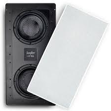 Sonance In Ceiling Speakers by In Wall Speaker Reviews Sound U0026 Vision