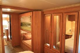 Class C Motorhome With Bunk Beds by Bedding Luxury Rv With Bunk Beds Design M Rv With Bunk Beds Rv