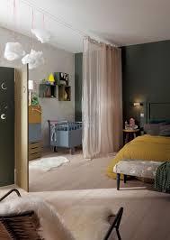 coin bébé dans chambre parents cloison 12 façons de bien cloisonner l espace côté maison