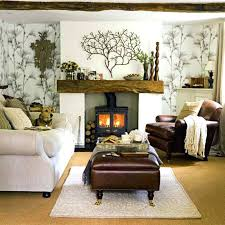 Awkward Living Room Layout With Fireplace by Small Room Fireplace Tips For Styling Large Living Rooms Other