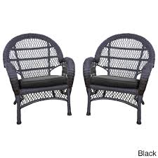 Shop Santa Maria Espresso Wicker Chair With Cushion (Set Of 2 ... Kingsley Bate Culebra Wicker Rocker Mainstays Willow Springs Outdoor Ding Chair Blue Set Of 5 Coco Cove Light Rocking Products Splendid Just Another Wordpress Site Better Homes Gardens Hawthorne Park Brickseek Chairs Cracker Barrel Antique Click Photos To Enlarge This Maple Tortuga Portside Steel With Navy Cushion Canada Classic Fniture Vintage Used Patio And Garden Chairish Lloyd Flanders Oxford Lounge Wickercom Amazoncom Brylanehome Roma Allweather Stacking