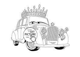 Cars 2 Coloring Pages For Kids Printable Free