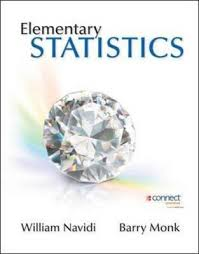 Elementary Statistics With Formula Card And Data CD By William C