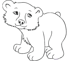 Cute Animal Coloring Pages To Print Printable Stunning As Minimalist Article Free