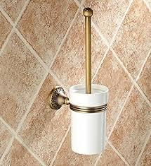 sdkky antike wc bürste halter antik wc bürste set bad bad