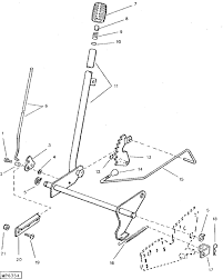 John Deere Stx38 Yellow Deck Removal by John Deere 185 Hydro Deck Height Problems Mytractorforum Com